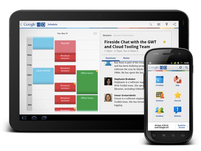 Google : bientôt une tablette Nexus T ?