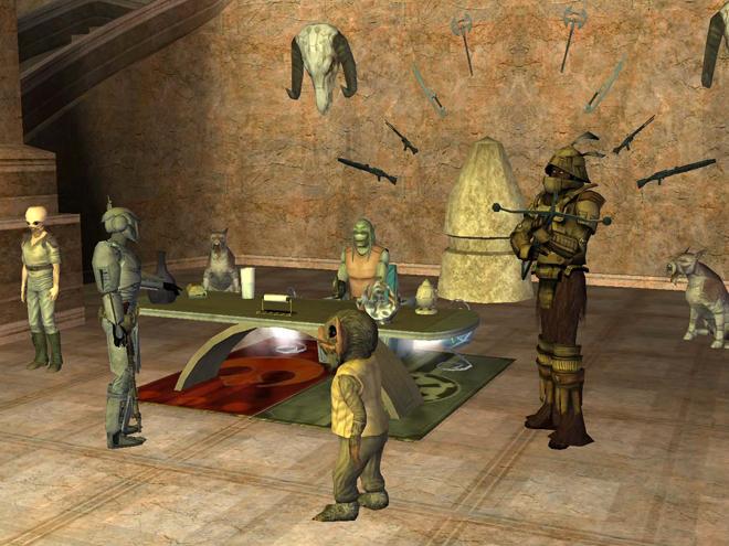 Star Wars Galaxies : fin de la partie le 15 décembre 2011
