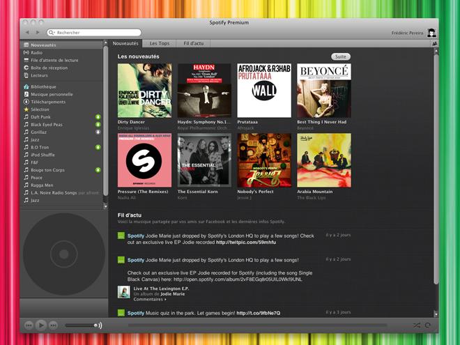 Universal Music signe un accord avec Spotify... et enterre Deezer !