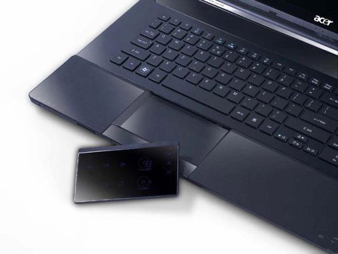 Acer Aspire Ethos : des portables avec un touchpad détachable