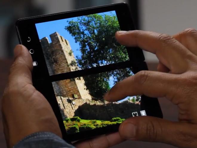 Emerj : encore un androphone avec deux écrans tactiles