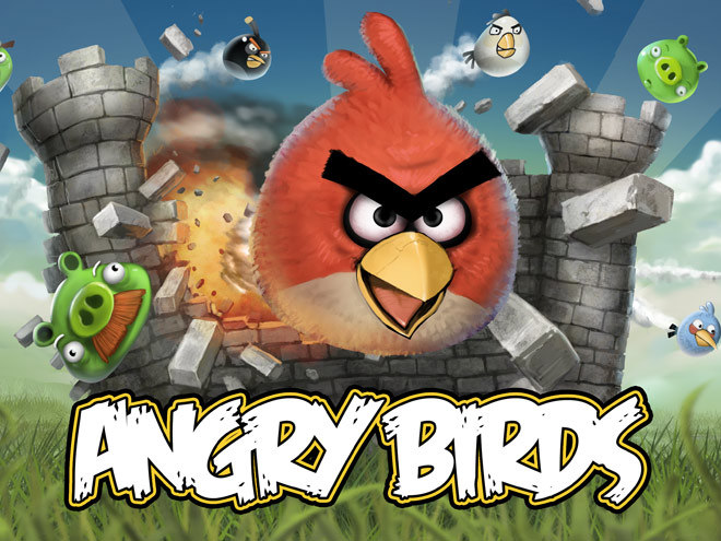 Angry Birds est disponible sur Windows Phone 7