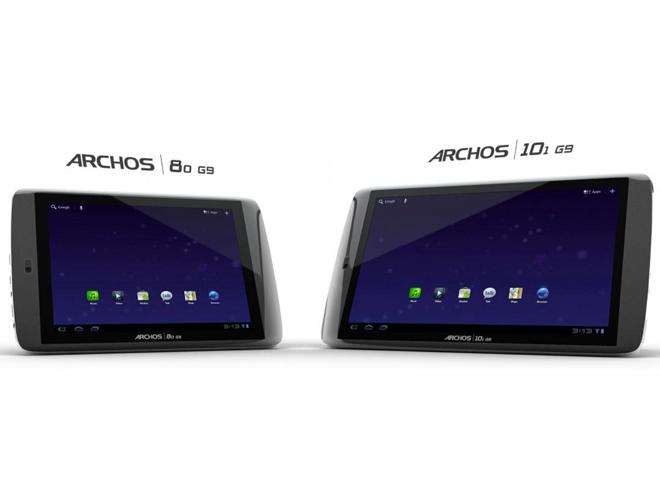 Archos : des tablettes et des téléphones pour la rentrée !