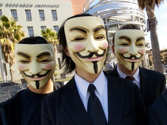 Anonymous : une trentaine de personnes arrêtées
