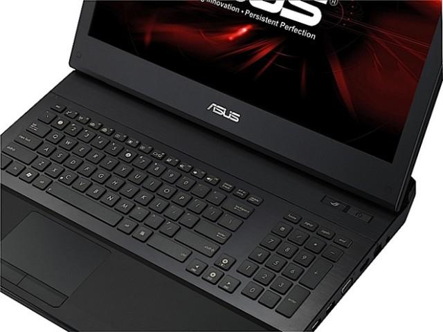 Asus G74 : un portable taillé pour le jeu