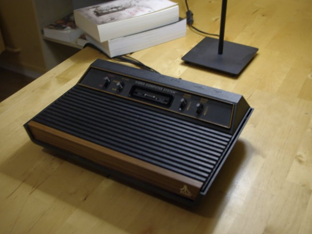 Atari 2011 : une Atari 2600 comme media center !