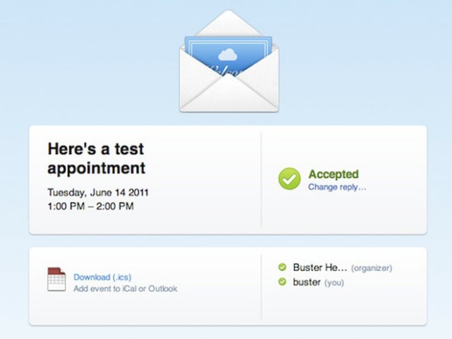 iOS 5 : un calendrier plus collaboratif avec iCloud