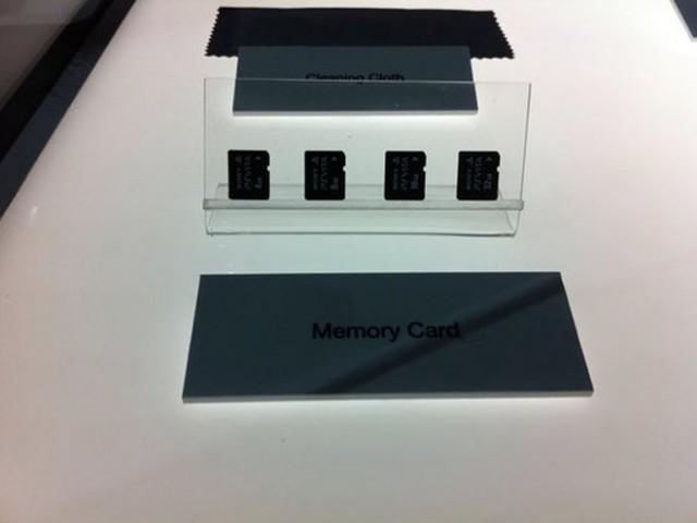 PlayStation Vita : encore un format propriétaire pour les cartes mémoires !