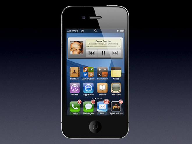 Keynote iOS 5 : un concept plus vrai que nature