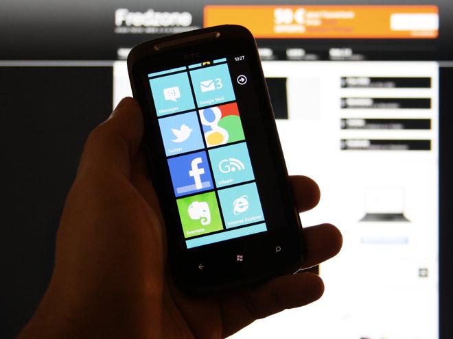 Evernote est enfin disponible sur Windows Phone 7 !