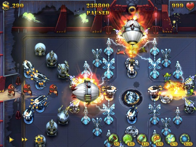 Fieldrunners HD sur Android le 30 juin 2011 !