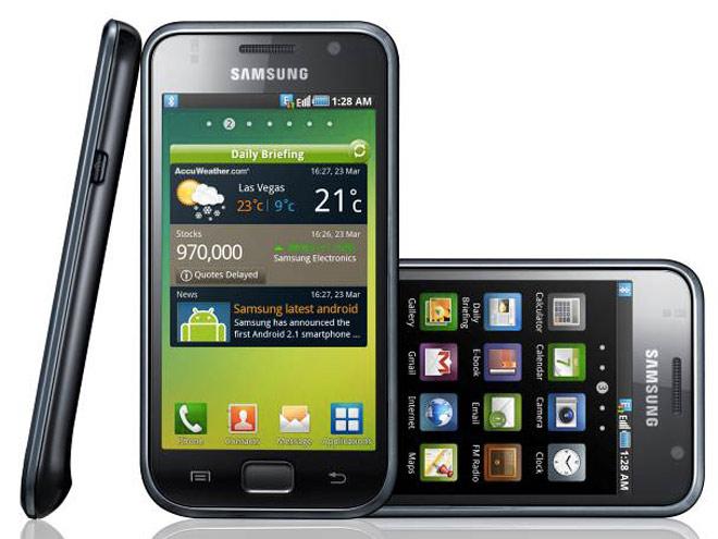 Gingerbread sur le Galaxy S de SFR pour juillet !
