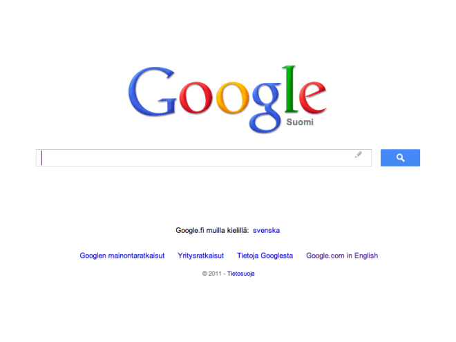 Google teste une nouvelle interface