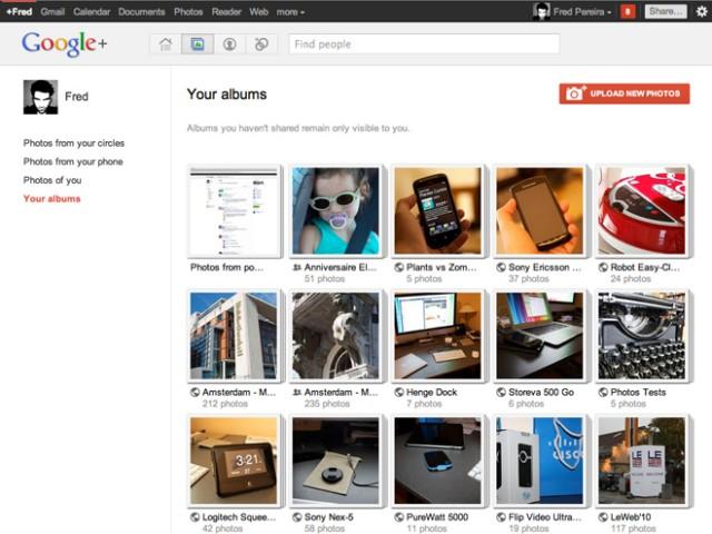 Screencast : Google+