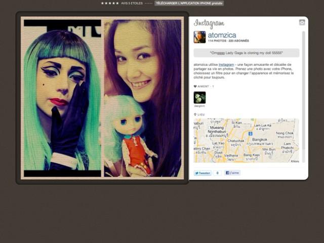Hashtagram, pour créer des diaporamas avec Instagram