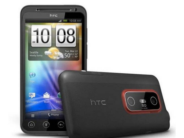 LG Optimus 3G / HTC EVO 3D : la 3D arrive en Europe !