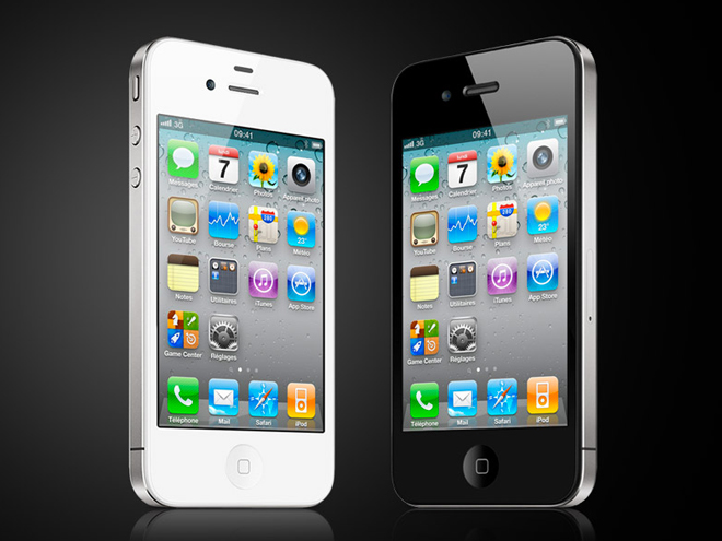 iPhone 4S : en vente demain ?