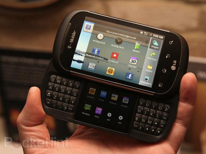 LG Flip II : un mobile avec deux écrans tactiles !