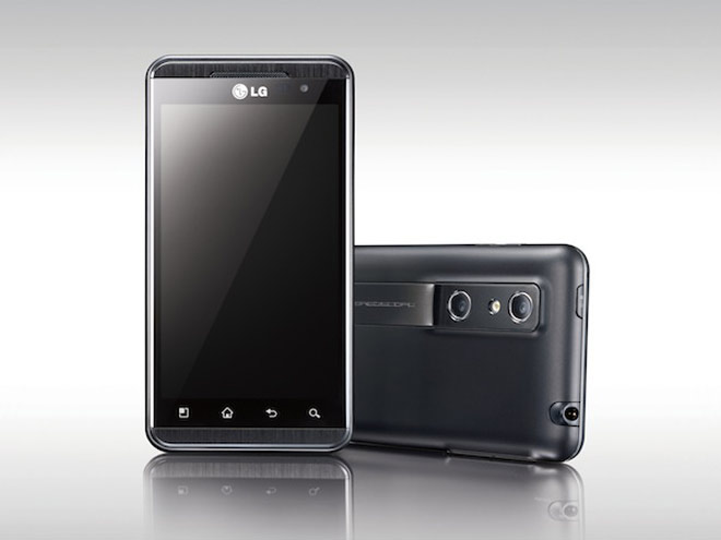 LG Optimus 3G / HTC EVO 3D : la 3D arrive en Europe !