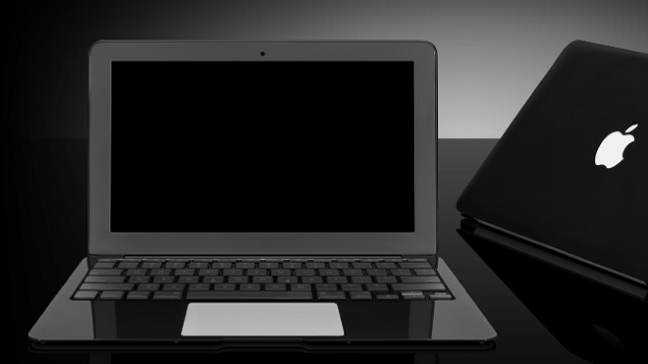 Royaume-Uni disponibilité 02675 2d4db Bientôt un MacBook Air en noir ?