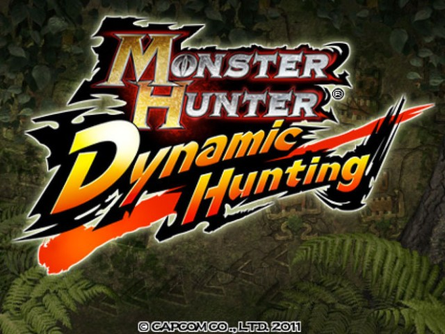 Monster Hunter débarque sur iOS !