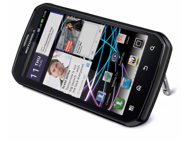 Motorola Photon : un mobile avec du Tegra 2