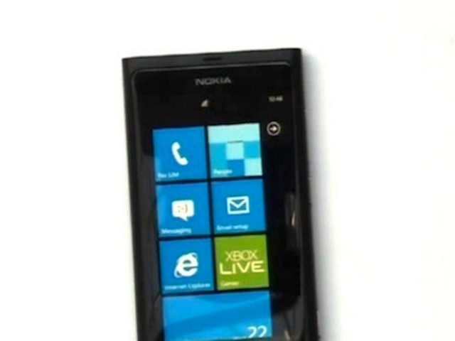 Leaked : le Nokia sous Windows Phone 7 en photo et vidéo ?!