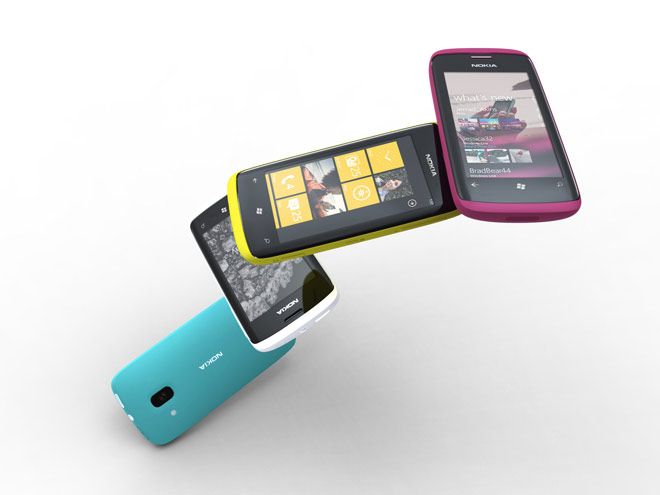 Un Nokia sous Windows Phone 7 pour le 26 octobre 2011 ?