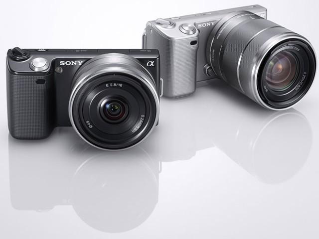 Une mise à jour du firmware pour le Sony NEX-3 et NEX-5