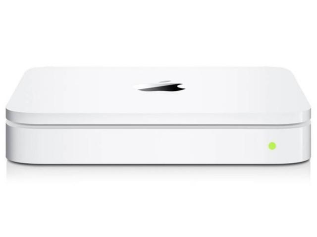 Apple lance sa nouvelle Time Capsule