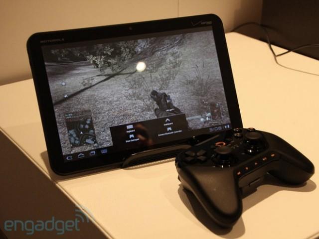 E3 2011 : une manette pour vos mobiles et pour vos tablettes tactiles ! (vidéo)