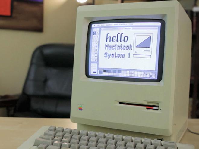 I'm the Computer Man, une parodie avec des Mac dedans
