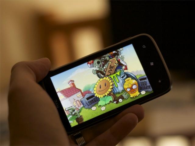Plants vs Zombies débarque sur Windows Phone 7 !