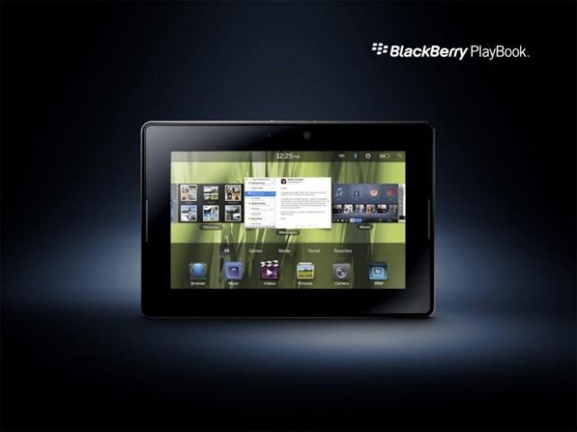 La PlayBook est disponible en France