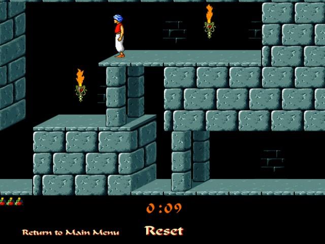 Joue à Prince of Persia dans ton navigateur !