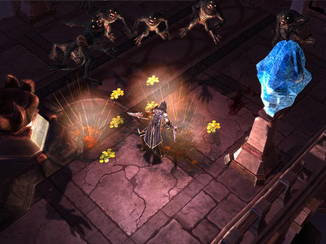 E3 2011 : la PlayStation Vita et la PlayStation 3 se rapprocheront pour RUIN