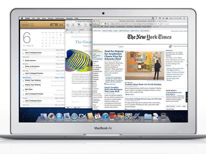 """Mac OS X Lion : un """"Safari OS"""" pour contrer Chrome OS ?"""