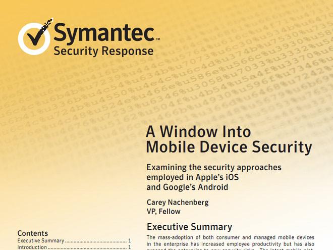 L'iPhone serait plus sécurisé que Google Android