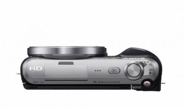 Sony Nex-C3 : un hybride doté d'un capteur de 16.2 MP