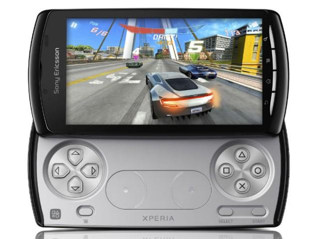 Bientôt 20 nouveaux jeux pour le Xperia Play !
