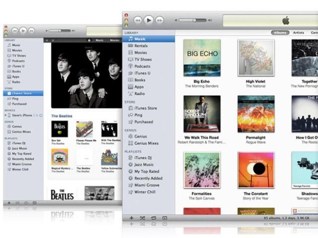 iTunes 10.3 est disponible !
