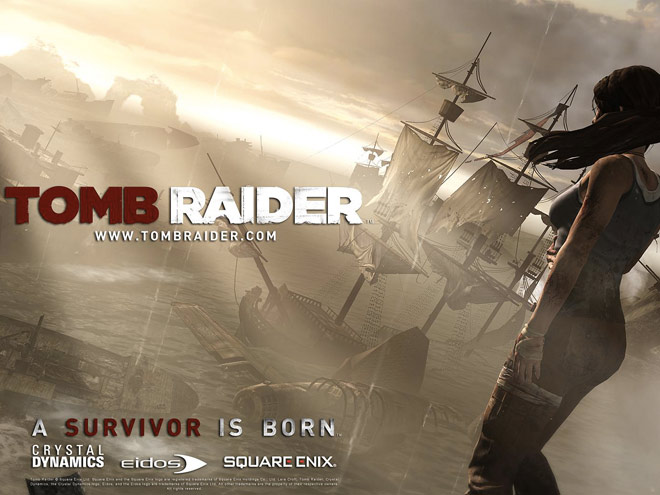 E3 2011 : démonstration de Tomb Raider A Survivor is Born (vidéo)