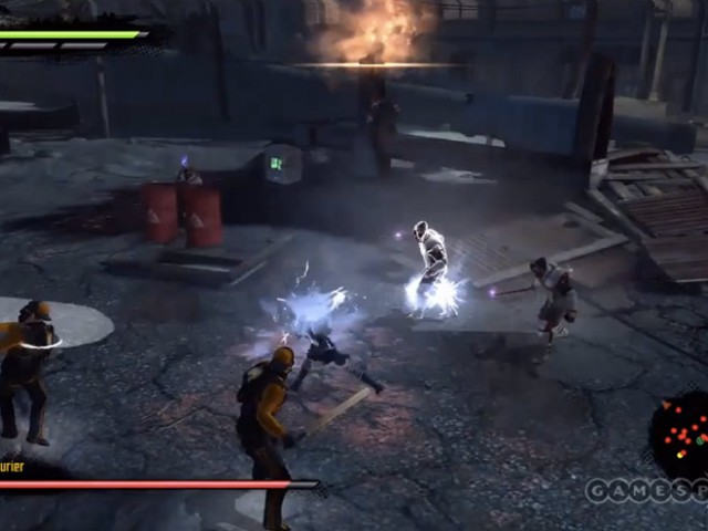 E3 2011 : X-Men Destiny (vidéo)