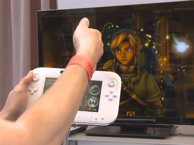 E3 2011 : Zelda sur Wii U (vidéo gameplay)