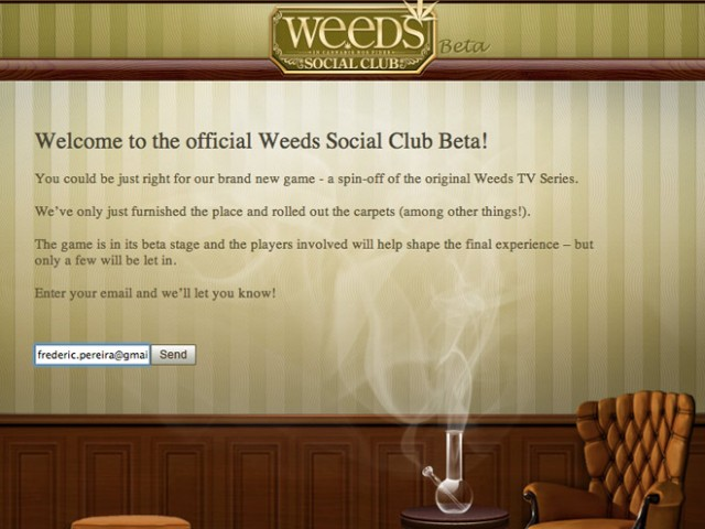 Weeds Social Club, dealez de l'herbe sur Facebook !