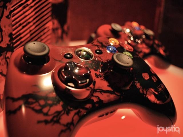 E3 2011 : Xbox 360, une série limitée Gears of War 3