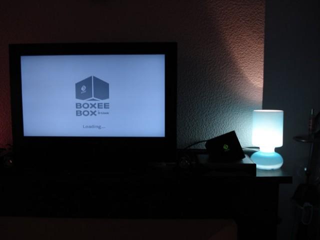Test : Boxee Box