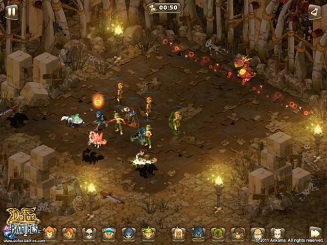 Dofus Battles est à 0,79 € sur iPhone et iPad !