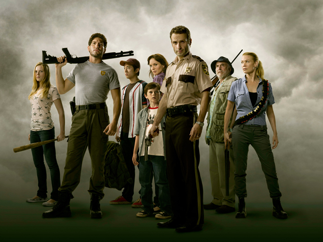 The Walking Dead Saison 2 : un extrait en attendant