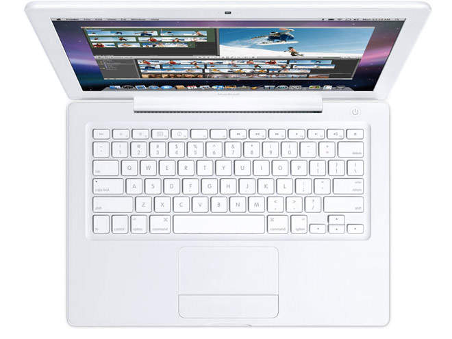 Le MacBook Blanc tire sa révérence